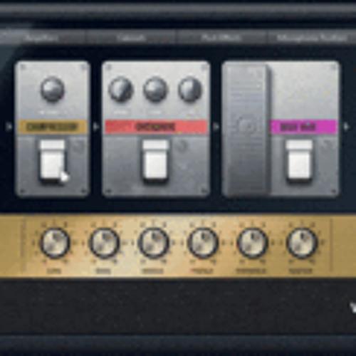 Steinberg Official Cubase6 VSTAmprack Demo - 80s Rocker