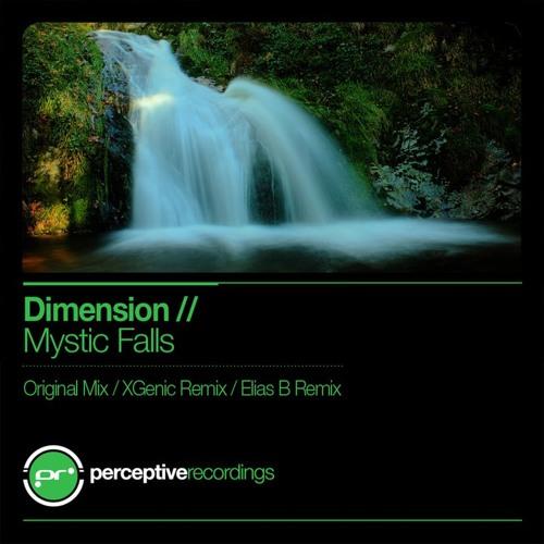 Dimension - Mystic Falls (XGenic remix) [ Perceptive ]