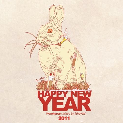 Izhevski - New Year's CD Mix For Propaganda