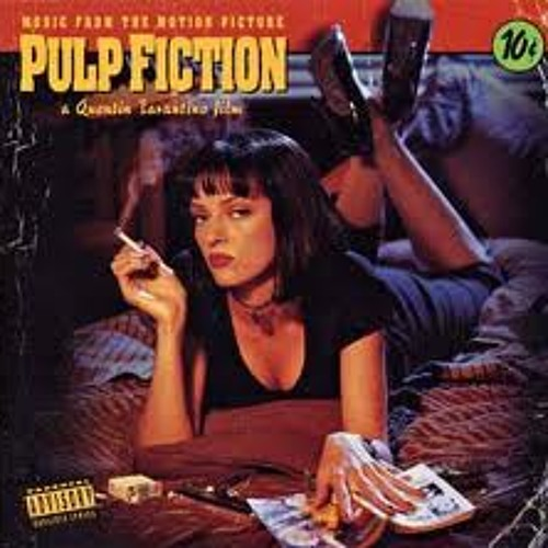 Pulp Fiction - Opening Theme Misirlou (Dick Dale mix)