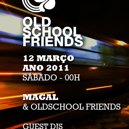 DJ Magal live at Vegas ( Oldschool Friends ) 12-03-11 pt 1
