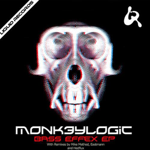 Monk3ylogic - Bass Effex (Hedflux Remix) [Liquid Records]