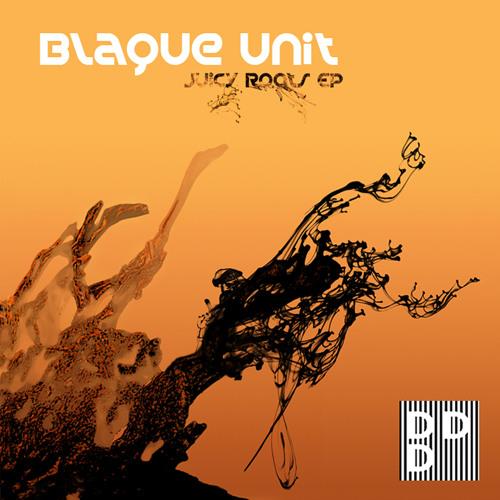 Blaque Unit - Juicy Roots EP, Dangerous Drums (snippets)
