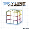 CLARDIG004 - 3 - SKYLINE - BASIC NOTIONS (FT. CRITICAL NOISE) - OUT NOW!!!