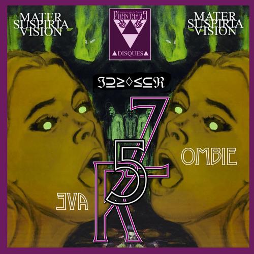 ℑ⊇≥◊≤⊆ℜ (of Mater Suspiria Vision) - Zombie Rave 5 Mixtape
