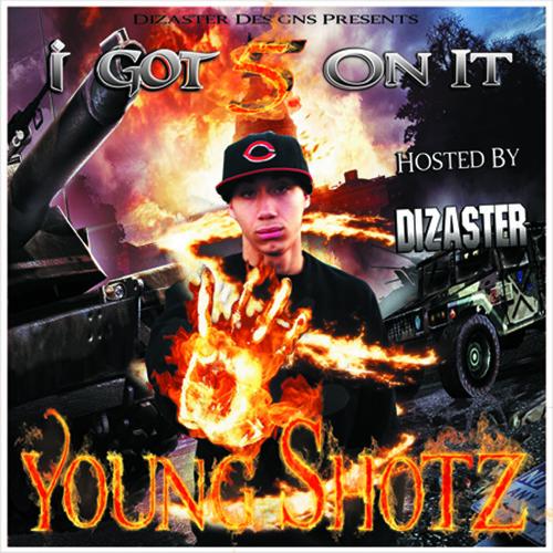 Young Shotz - 8 foot 1 (Prod By. Tom Davids)