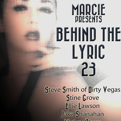 Stine Grove on Marcie's Behind The Lyric Episode 023
