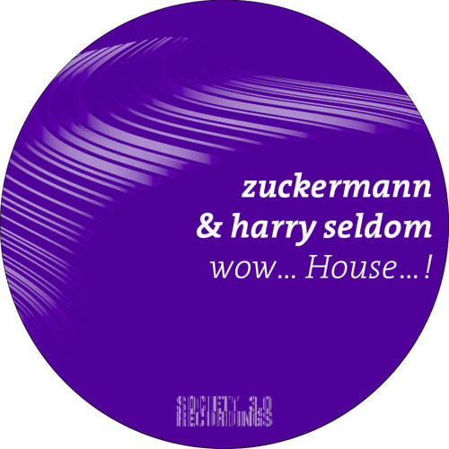 Zuckermann & Harry Seldom - Wow House (Original Mix)