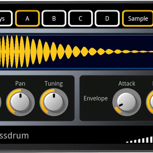SPC - Music Sketchpad Demo Scene 2
