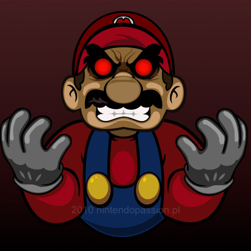 Super Dub Bros - Mario Is Dead / Dub Crookz - Marios Castle - Dark Mario Dubstep (RayRay Mash Up)