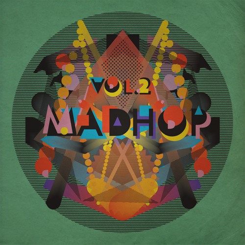 Mad-Hop vol.2 promo mix 2011