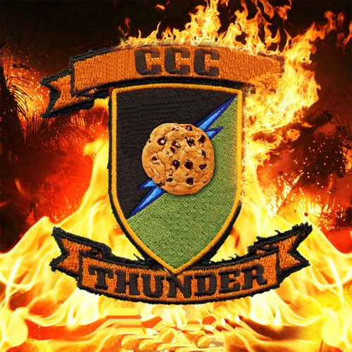 """CCC004 - Chewy Chocolate Cookies """"Thunder"""" EP- My girlfriend - Preview 64kbps"""