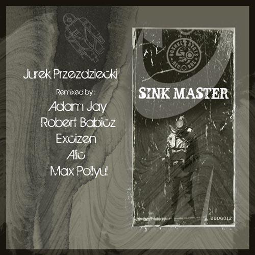 Jurek Przezdziecki - Sink Master (Max Pollyul Remix) [Boshke Beats]