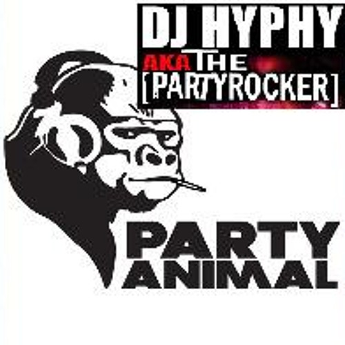 Akon - Party Animal (Dj Hyphy Club Mix)