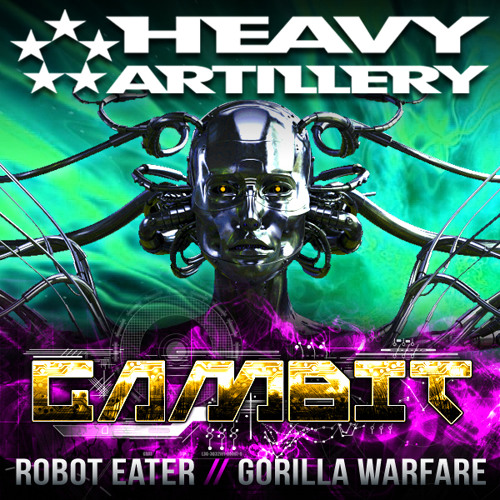 Gambit - Gorilla Warfare (out now!)