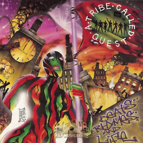 Let it Once Again (Barisone Blend) - ATCQ vs Machinedrum