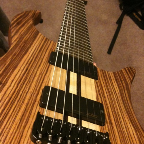 Eight String Test 1