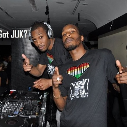 JUK mix Specially for the Westcoast