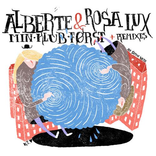 Rosa Lux - Min Klub Først feat. Alberte & Josefine Winding (Peter Visti Remix)
