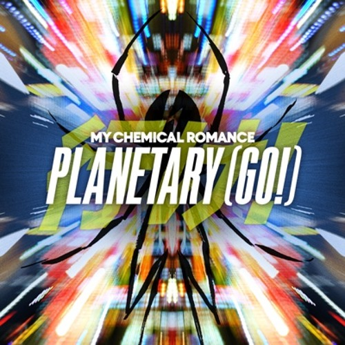 Planetary (Go!) ~ Stems ~ 10 ~ Guitar 4