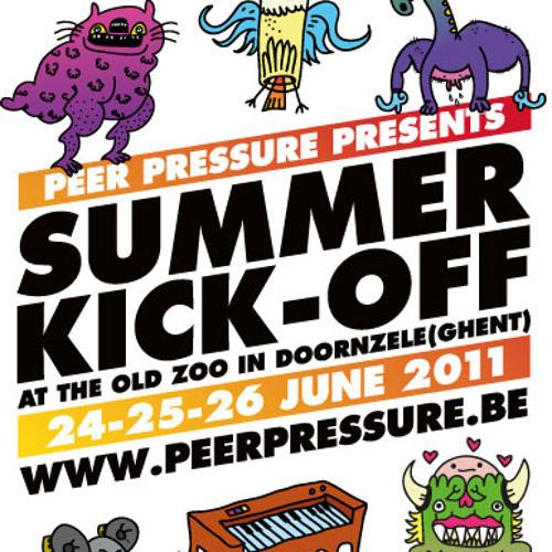Stefan ZMK - Peer Pressure summer kick-off 2011 - Brainstage Mixtape