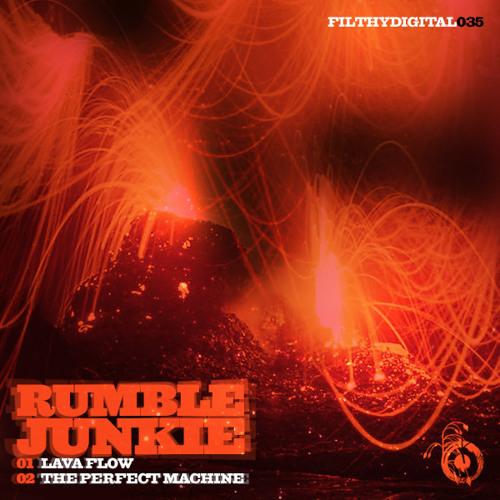 Rumblejunkie - Lava Flow OUT NOW!!!!