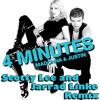 JT & Madonna - 4 minutes (Scotty Lee & Jarrad Linke Remix) SAMPLE Unmastered