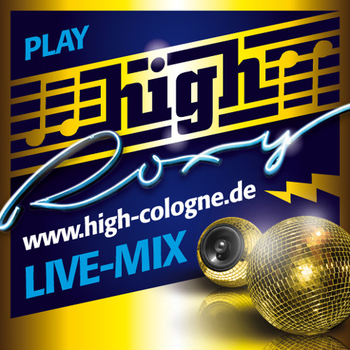 """Irwin Leschet """"my definition of disco""""  (HIGH-Cologne Party @ Roxy)"""