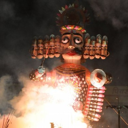 Ashram in Flames