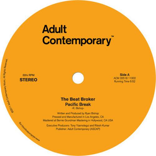 The Beat Broker - Pacific Break (Original & Reverso 68 Club Mix) Samples