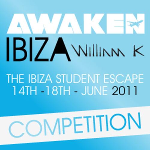 AWAKEN IBIZA 2011 COMP  by William K
