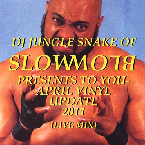 Vinyl Update April 2011
