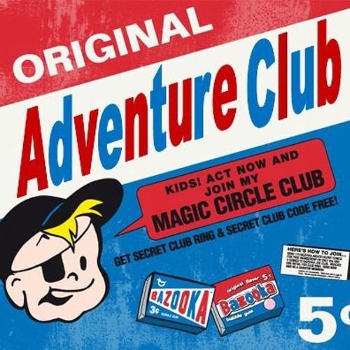 Tribute Mixtape To Adventure Club