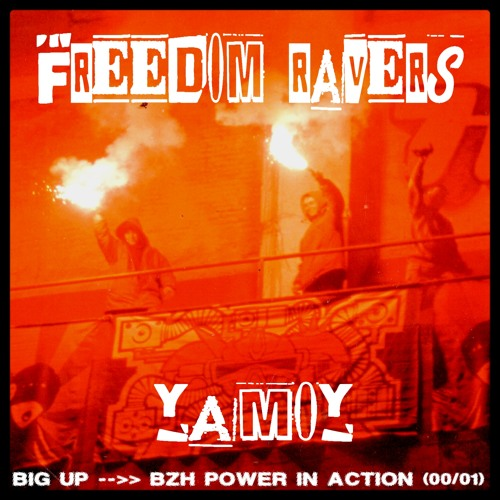 YAMOY - FREEDOM RAVERS - **FREE JUNGLIST RAVE SOUND FOR FREE PEOPLE**