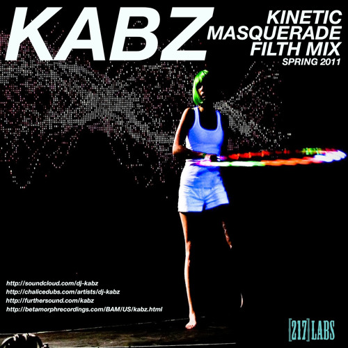 KABZ Kinetic Masquerade MIX 4-11