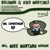 Bolumar & Kiko Martinez - When the love is gone (Original Mix)