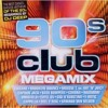 101 va - 90s club megamix cd1