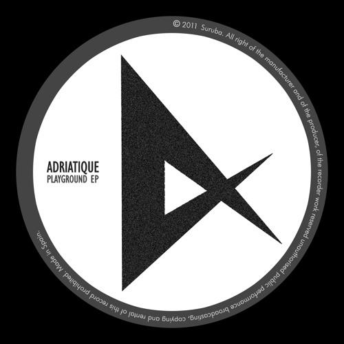 Adriatique - Playground (Thyladomid mountain fuck remix). SD025