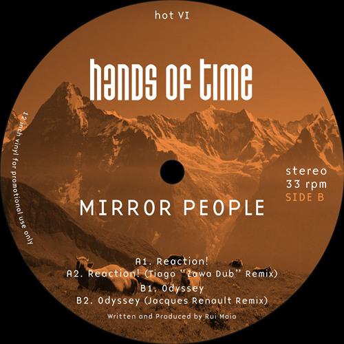 Mirror People - Odyssey (Jacques Renault Remix)(Free Download)
