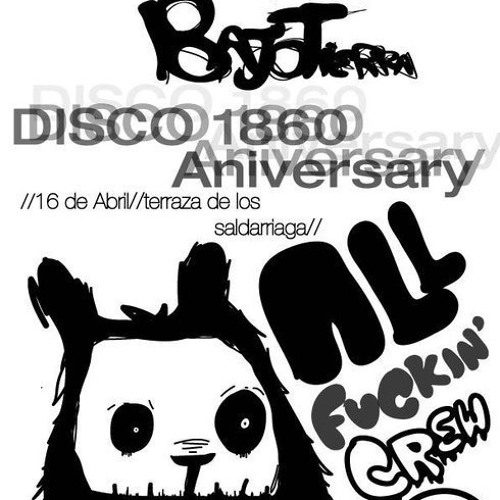Galeria Disco @ DC1860 Aniversario by Formato Bajotierra