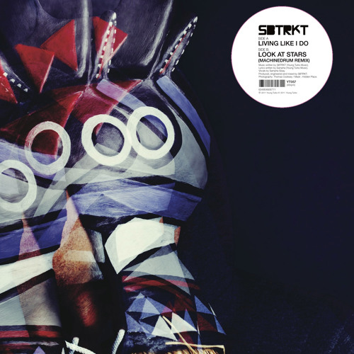 SBTRKT - Look At Stars (Machinedrum Remix)