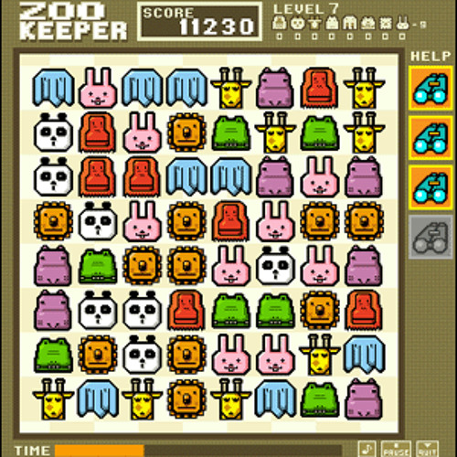 the zookeeper (gizmode & TapeWorm collab)