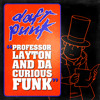 Professor Layton And Da Curious Funk