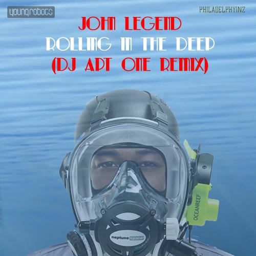 John Legend - Rolling In The Deep (DJ Apt One Remix)