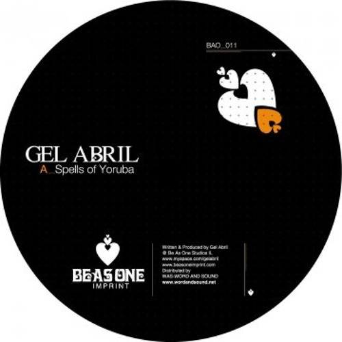 Gel Abril - Spells of Yoruba (Tactic Edit)