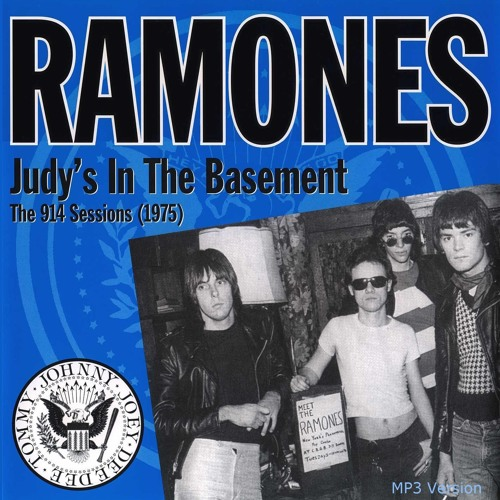 The Ramones - I Don't Wanna Go Down To The Basement