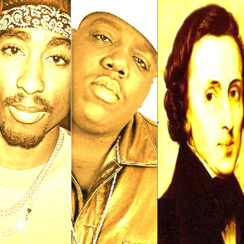 Notorious BIG & 2Pac ft Chopin's Nocturne c-Moll Op(posth)1837 - Runnin' [pianist/prod: Dan Kreiger]