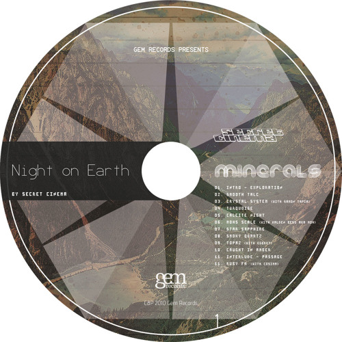 Secret Cinema - Minerals Mixed CD1 Low Quality (96kbps) preview