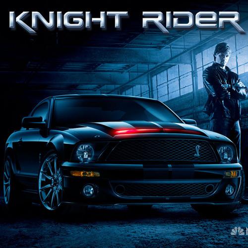 M.E.S.P. Knight Rider (Virus Kitt Rmx)