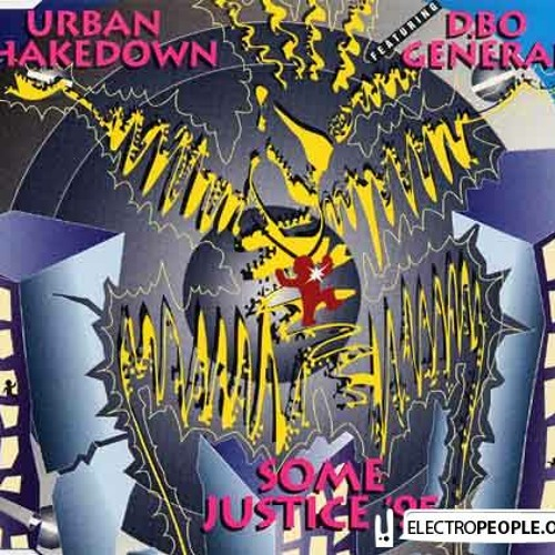 Arsonist Super Dub Mix - Some Justice'95 - Urban Shakedown (1995)
